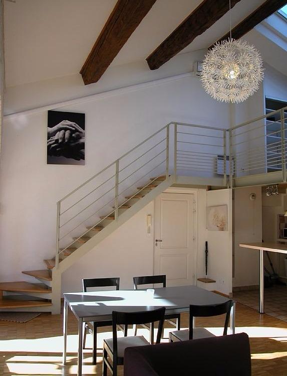 Superbe appartement t4 meuble immobilier avignon avec ipv - Location appartement meuble avignon ...