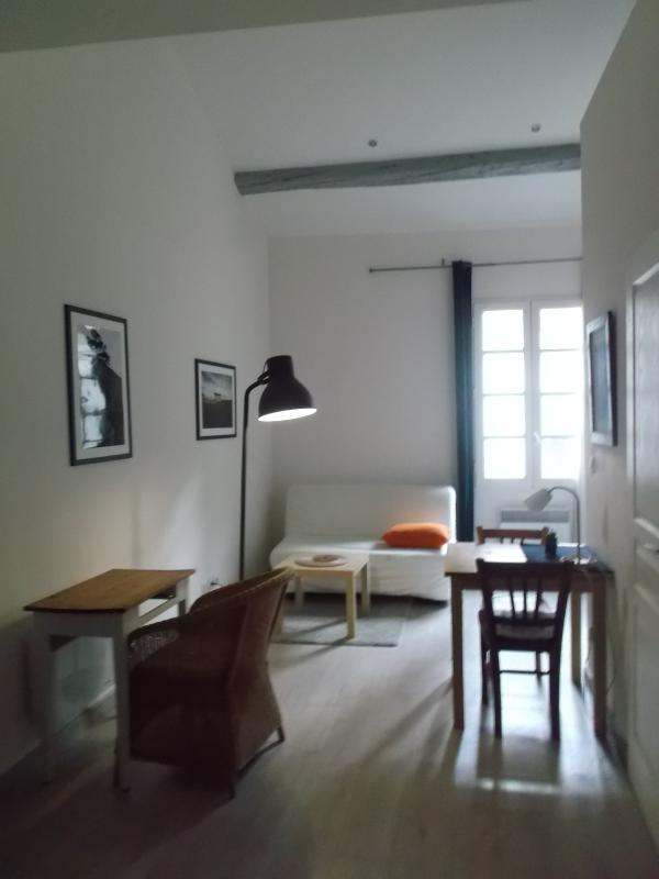 Studio meuble 30 m2 immobilier avignon avec ipv transaction for Location meuble avignon