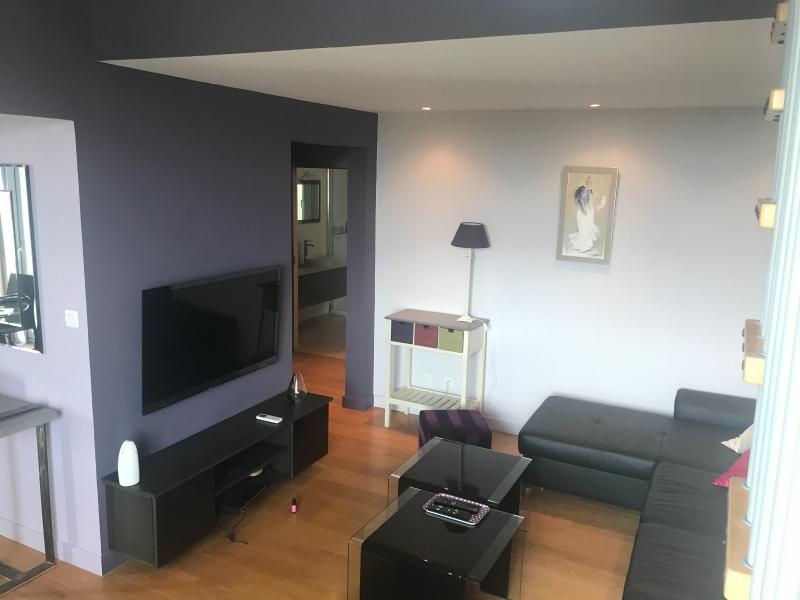 Appartement en duplex meublé