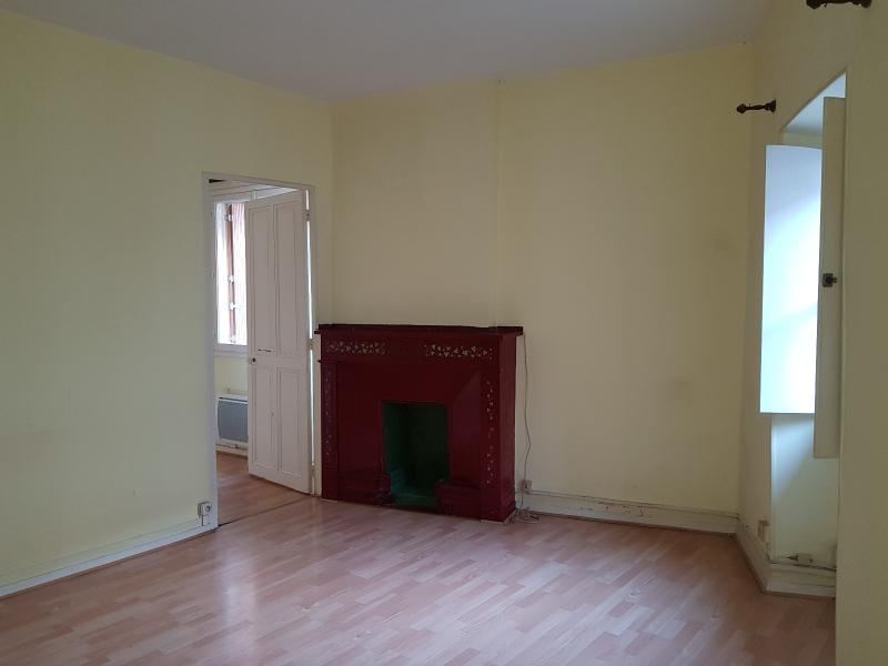 Intra muros - Appartement T2 à rénover
