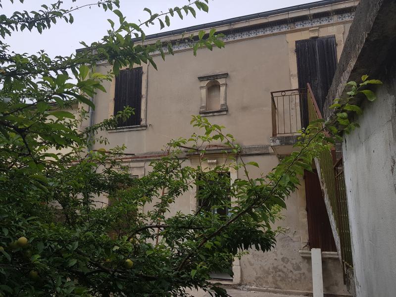 Maison de ville avec jardin