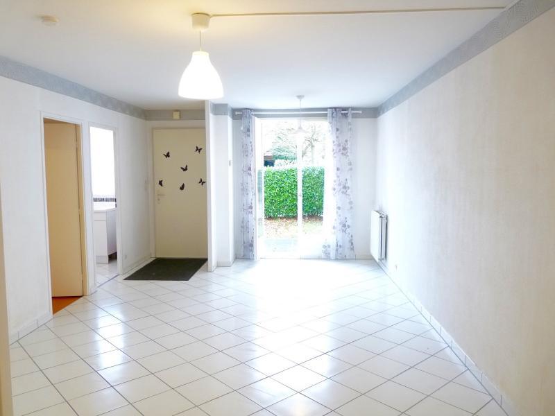 Vente Appartement Type 2 pièces Rez-De-Jardin