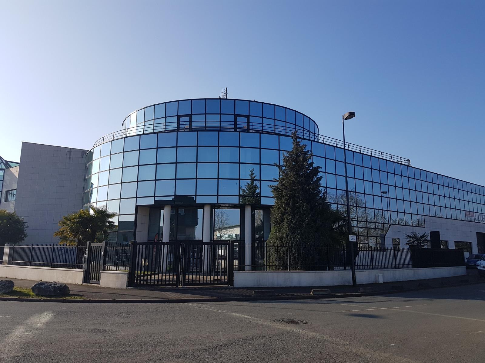 Location bureau m² dans immeuble de standing champigny