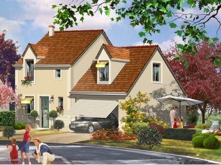 Vente appartement f4 neuf avec avantages scellier proche for Avantages achat immobilier neuf