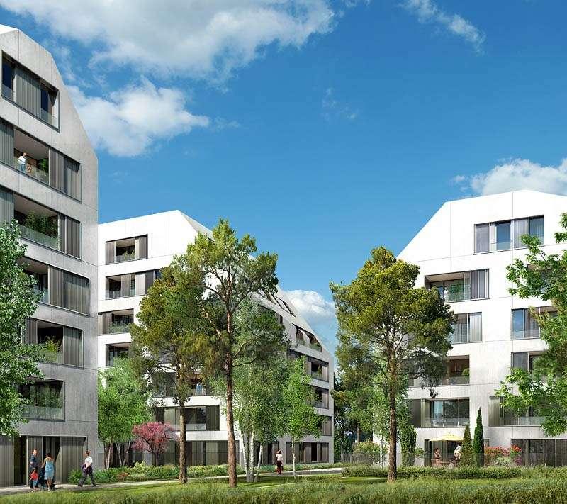 Vente paris appartement neuf bbc 3pi ces avec balcon for Appartement avec balcon paris