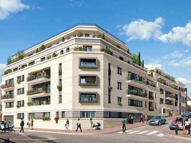 Vente appartement t4 neuf suresnes ile de france investisseur immobilier - Appartement a renover ile de france ...