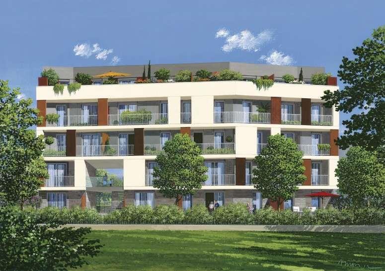Vente appartement neuf f2 cachan ile de france bonne for Appartement f2 neuf