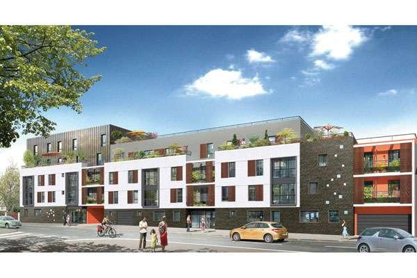 Immobilier neuf acheres programme avec loi scellier for Loi immobilier neuf