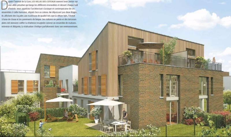 Programme neuf appartements et maisons Chennevieres sur Marne loi Pinel Tva 20%