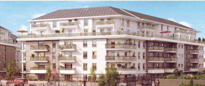Appartement neuf Drancy loi Pinel TVA 20%