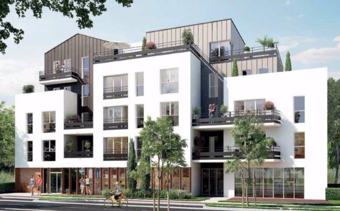 Appartement neuf Livry Gargan loi Pinel