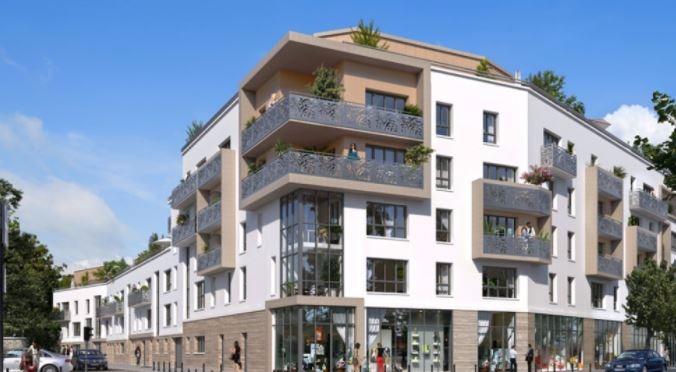 Appartement neuf Saint Denis-défiscalisation Pinel