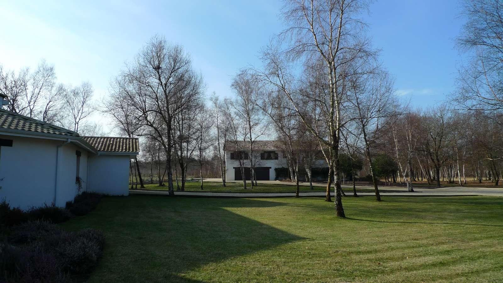 Achat maison unique sur le bassin d 39 arcachon hb for Achat maison arcachon