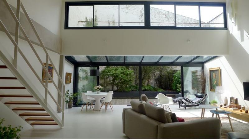 Magnifique Loft contemporain aux Chartrons... BORDEAUX, HB Immobilier, Agence Immobilière dans le Bassin d'Arcachon