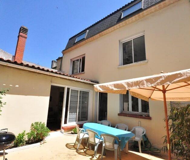 Belle maison Art Déco Bordeaux Centre BORDEAUX, HB Immobilier, Agence Immobilière dans le Bassin d'Arcachon