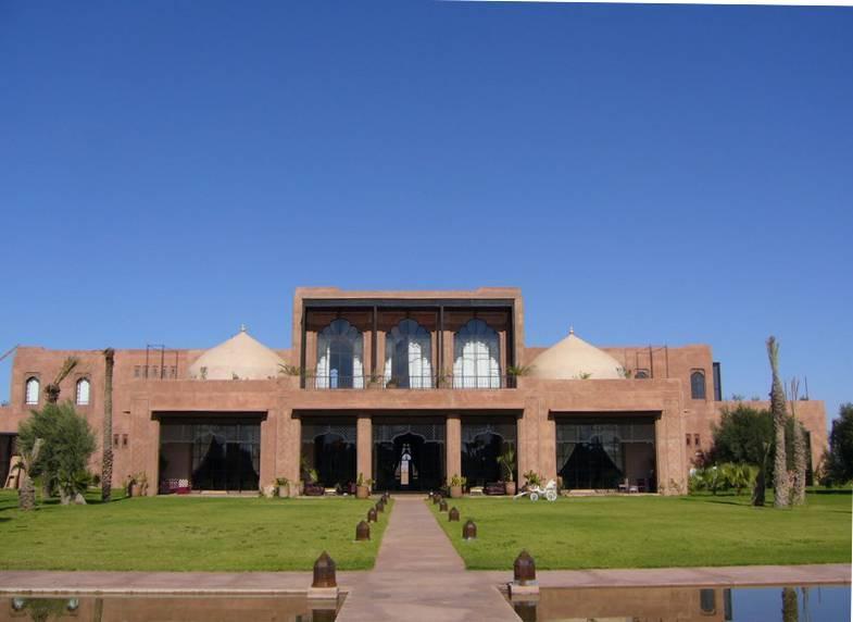 Villa de très haut standing à Marrakech , HB Immobilier, Agence Immobilière dans le Bassin d'Arcachon