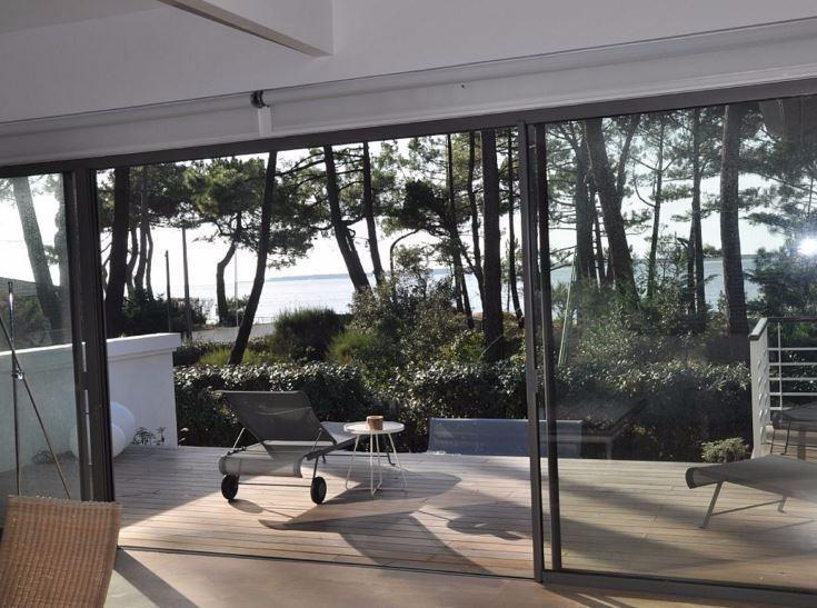 Luxueuse et superbe villa neuve à 20 m de la plage PYLA SUR MER, HB Immobilier, Agence Immobilière dans le Bassin d'Arcachon