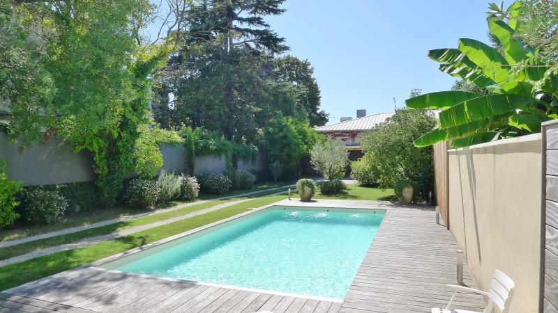 Belle et grande maison aux Chartrons BORDEAUX, HB Immobilier, Agence Immobilière dans le Bassin d'Arcachon