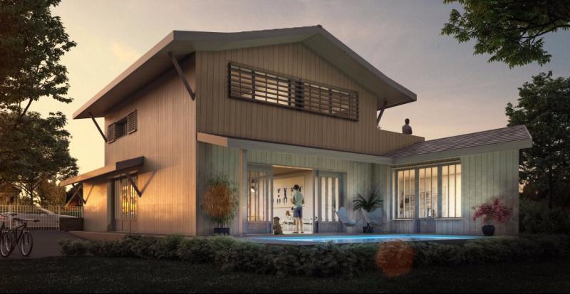 Villa d'exception CAP FERRET, HB Immobilier, Agence Immobilière dans le Bassin d'Arcachon