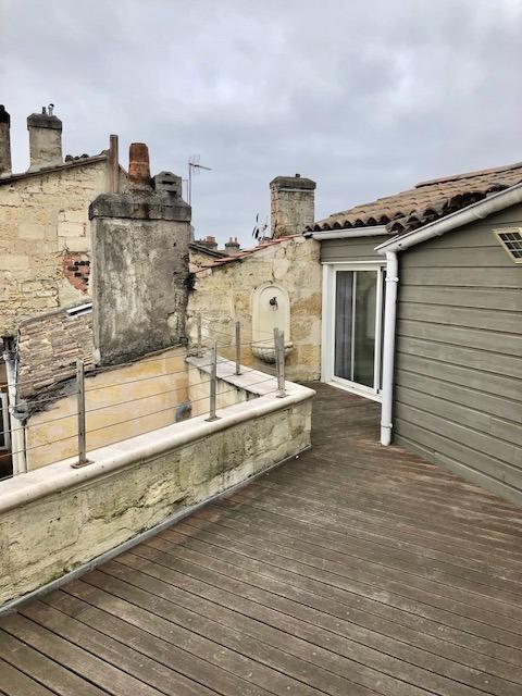 Appartement T4 avec terrasse... BORDEAUX, HB Immobilier, Agence Immobilière dans le Bassin d'Arcachon