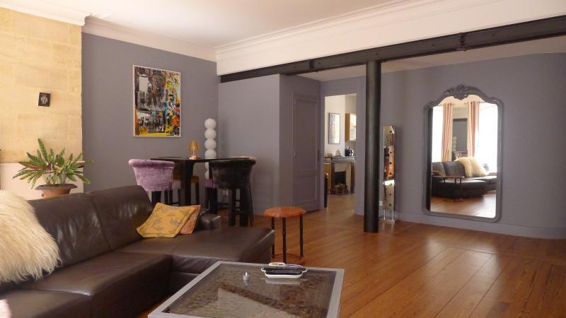 Triangle D'Or - Magnifique Appartement BORDEAUX, HB Immobilier, Agence Immobilière dans le Bassin d'Arcachon
