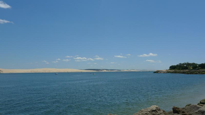 En 1ére ligne au Cap ferret CAP FERRET, HB Immobilier, Agence Immobilière dans le Bassin d'Arcachon