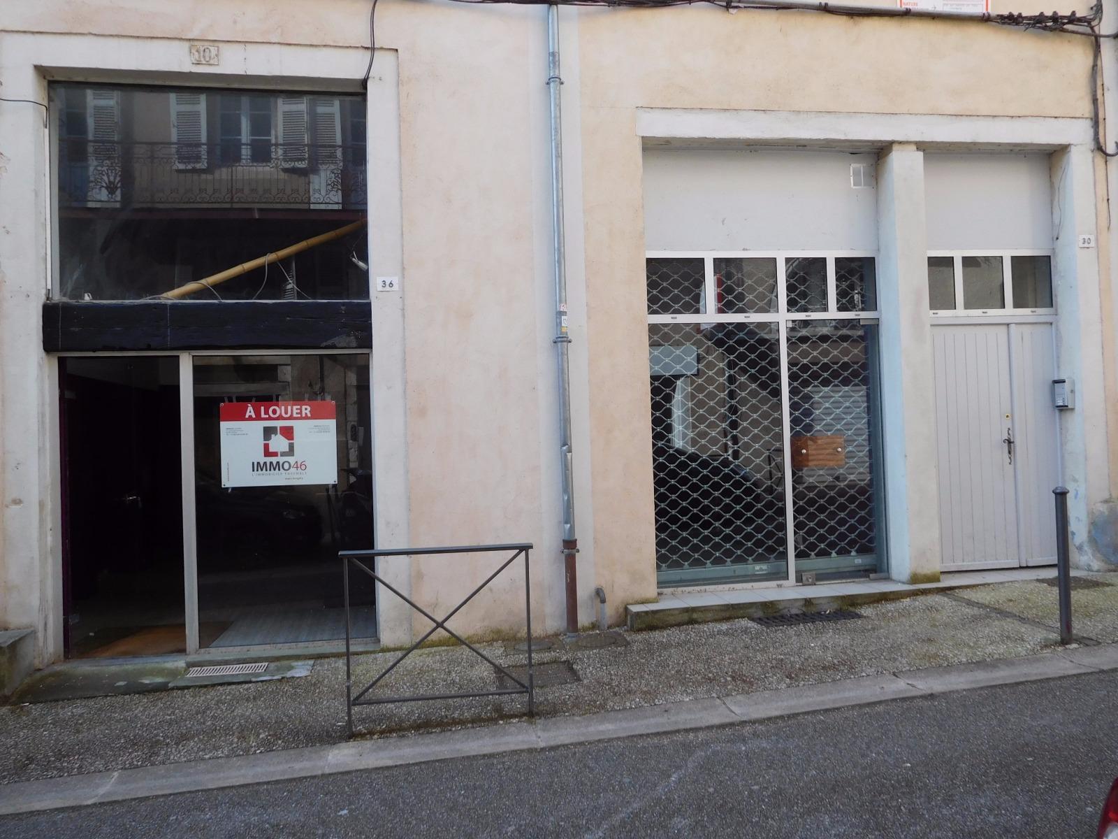 Local commercial centre ville de Cahors