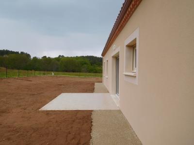 Maison neuve type 4 avec jardin