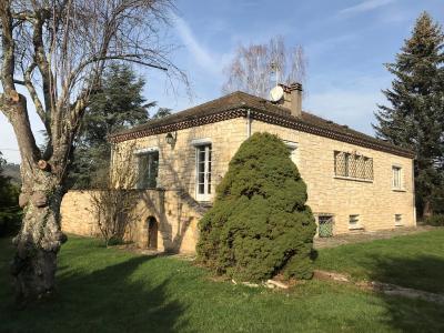 Maison secteur de Prayssac