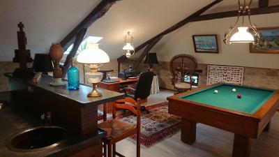 Maison avec piscine secteur LUZECH.