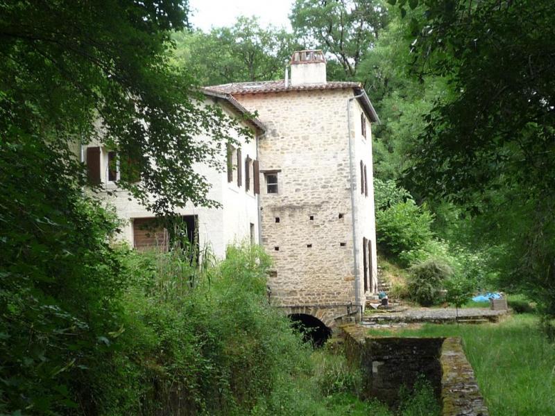 Moulin plein de charme immobilier cahors avec immo 46 for Achat maison 46