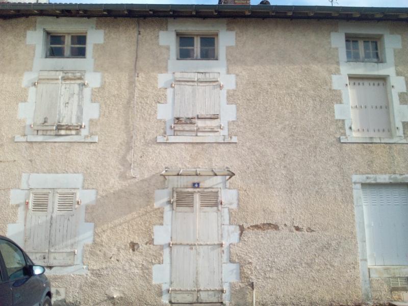 Vente maison de ville a renover