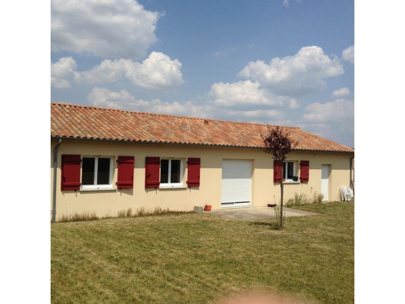 Location Pavillon de plain-pied à MAZEROLLES