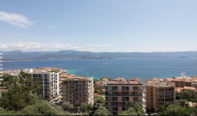 Ajaccio, T1 Magnifique vue mer, Balestrino