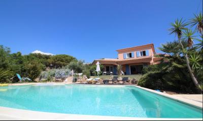Villa T6 Pietrosella, vue mer