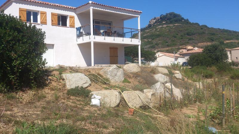 Tiuccia villa neuve immobilier ajaccio avec organigram for Achat villa neuve