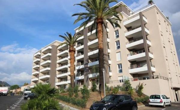 Vente Ajaccio, T3 secteur Rocade résidence récente
