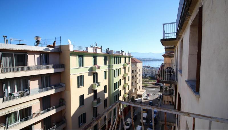 Vente Ajaccio, T3 étage élevé secteur STE LUCIE
