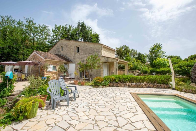 Vente Maison avec piscine à 15 min d'Ajaccio