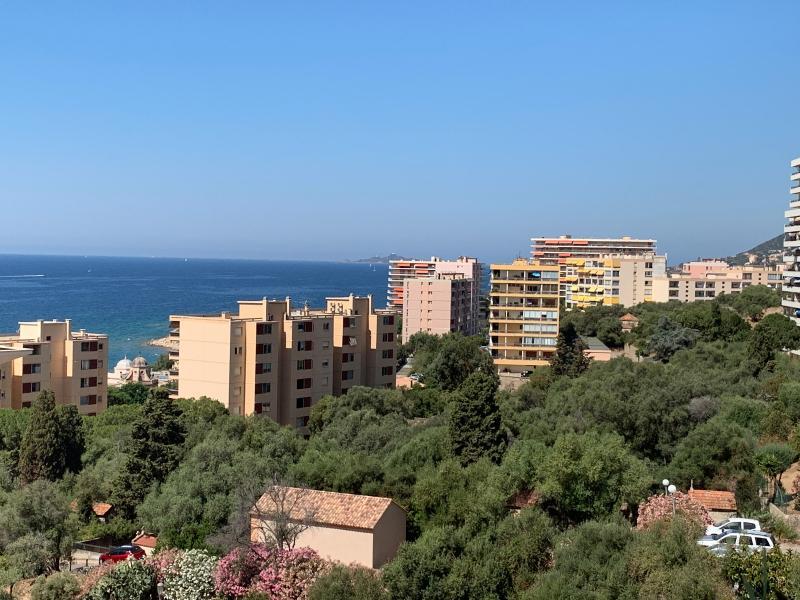Vente Ajaccio Sanguinaire T4 résidence de standing