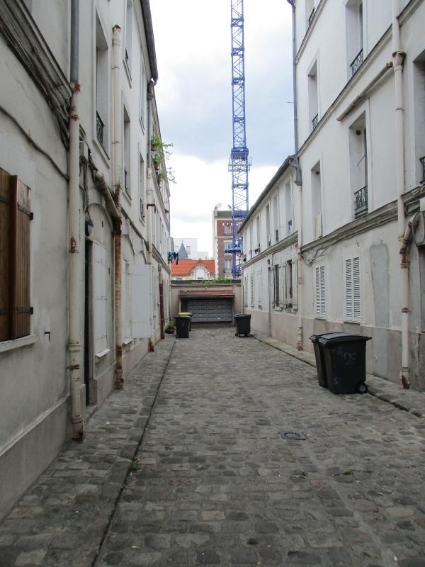 APPARTEMENT T2 (25M�) EN RDC - CENTRE VILLE - MAIRIE D'AUBERVILLIERS