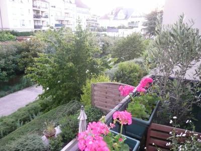 CITÉE JARDINS-IMMEUBLE 2008-4 PIÈCES 78M²-BALCON-2 PLACES PARKINGS-CAVE, Agence Immobilière DEFINA PATRIMOINE