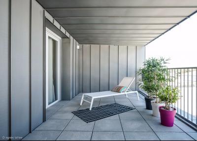 RÉSIDENCE STANDING ÉTANG SALE-T2 63m²-VARANGUE- PARKING, Agence Immobilière DEFINA PATRIMOINE