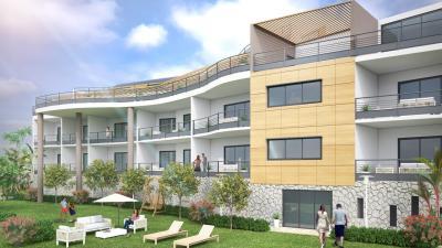 T4- 131,29m2-COLLINE CAMELIAS-VUE OCEAN, Agence Immobilière DEFINA PATRIMOINE