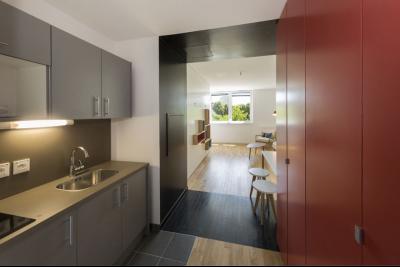 IMMEUBLE 2017-T1 33m²-PARKING, Agence Immobilière DEFINA PATRIMOINE