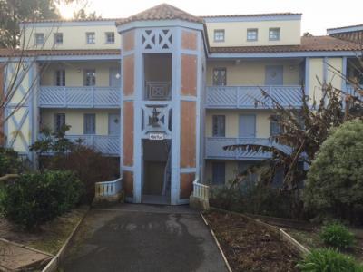 Appartement T2 dans résidence piscine