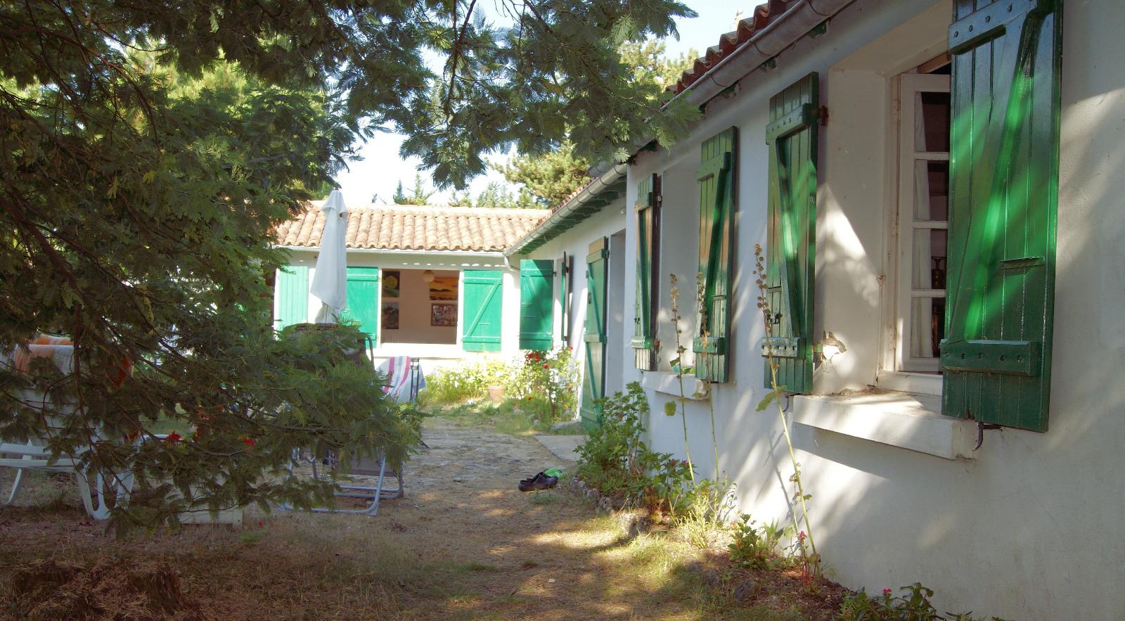 206 le de r 233 les portes en r 233 maison traditionnelle en bordure de plage immo prestige