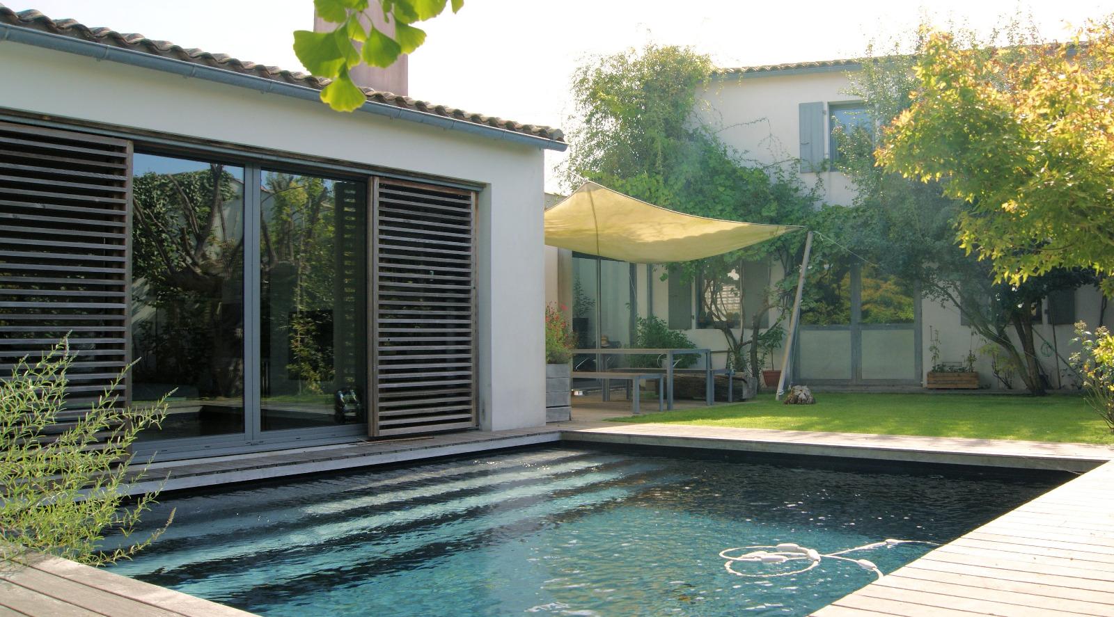 206 le de r 233 le bois plage en r 233 villa moderne aux prestations de qualit 233 avec piscine immo