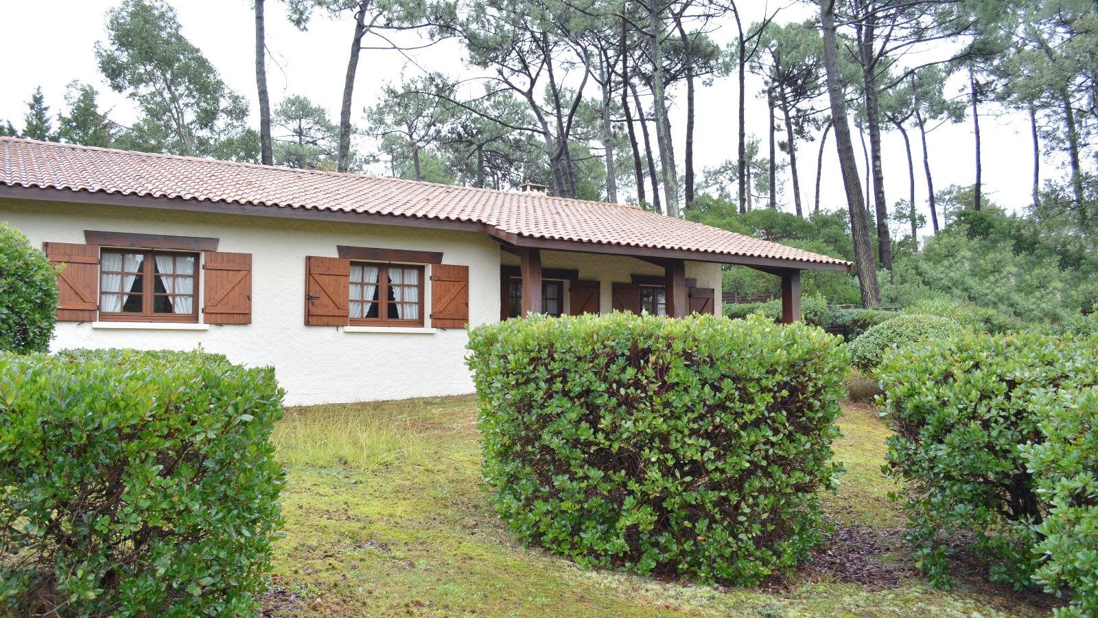 Presqu 39 ile du cap ferret maison traditionnelle proche du for Belles maisons du bassin