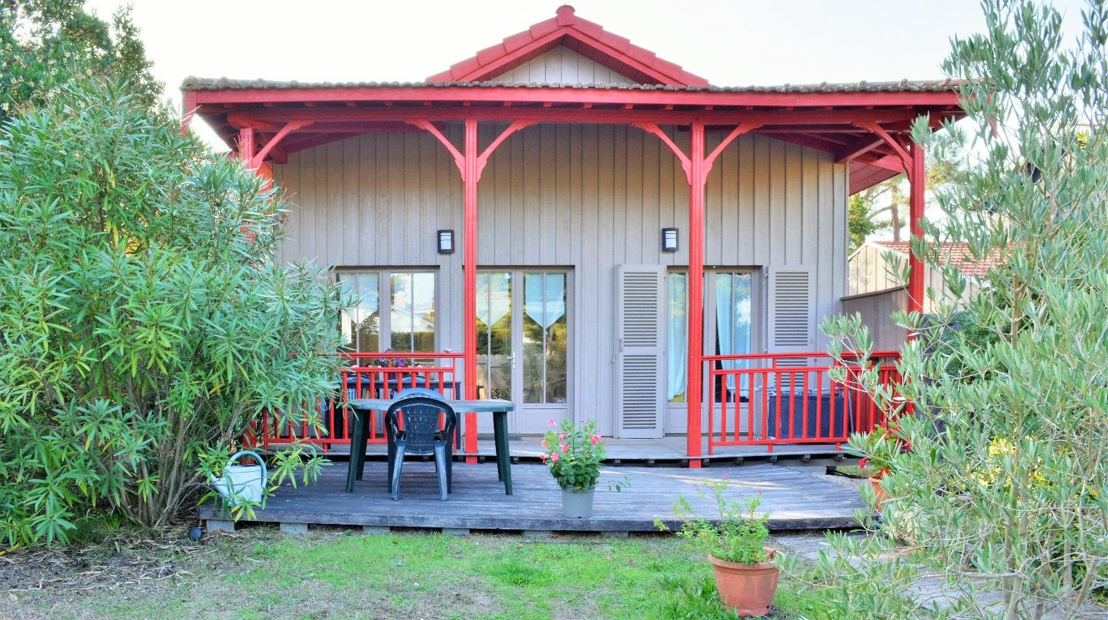 Location, Cap Ferret, Mimbeau, Villa Les Liserons